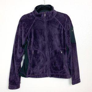 Columbia Super Soft Fleece Interchange Zip Jacket